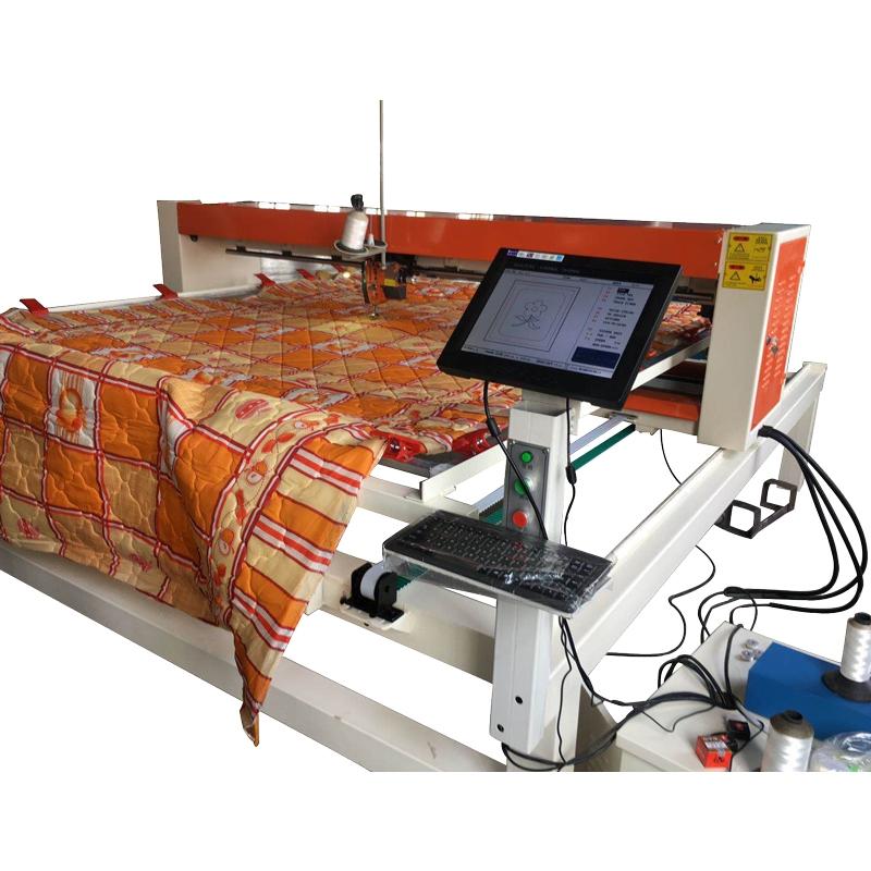 SL-DN5B 全移动单针绗缝机